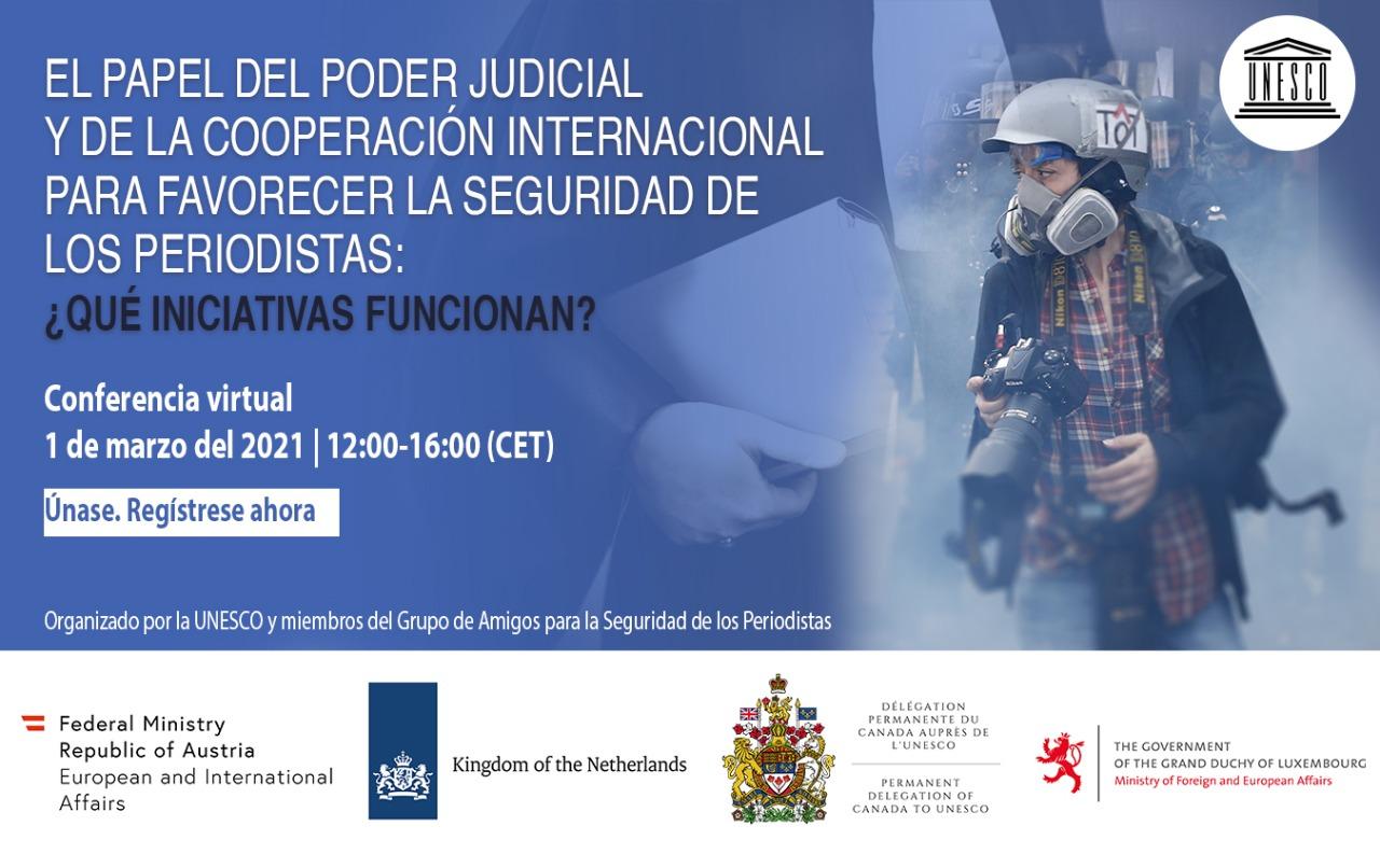 Debate sobre rol del poder judicial en la seguridad de periodistas