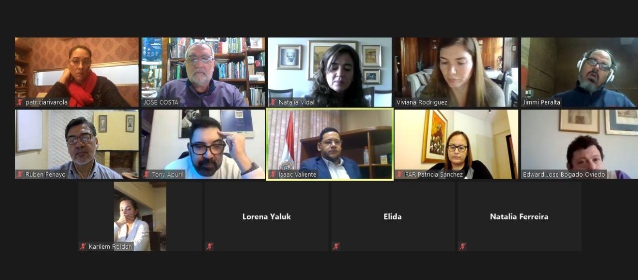 Camino abierto hacia ley para protección de periodistas